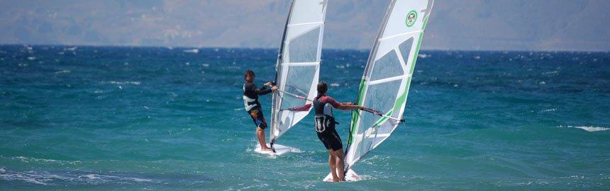 Windsurfkurs Marmari, Kos