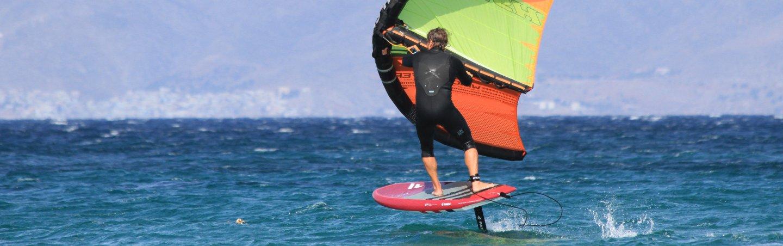Wingfoilen Kos Wingsurfen Kitesurfingkos Griechenland Mastichari Marmari