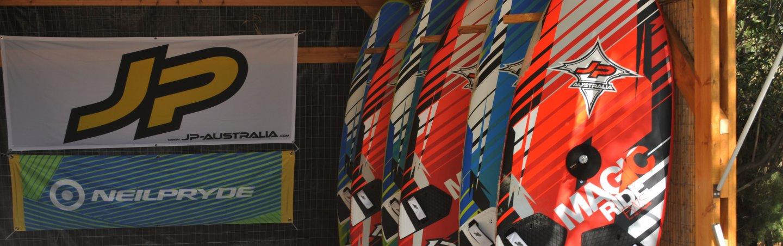 Windsurf Verleih, Windsurf rental