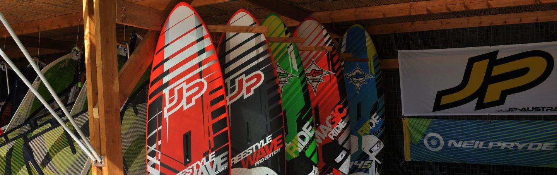 windsurf verleih Windsurfing Kos