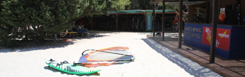 Windsurfing Kos Caravia Beach Hotel Marmari