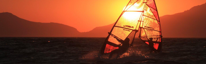 Windsurfen Kos