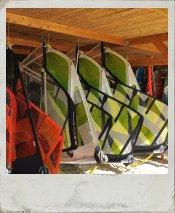 Windsurfen in Kos, Marmari