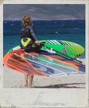 Windsurfen in Griechenland, Kos