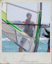 Windsurf Unterricht