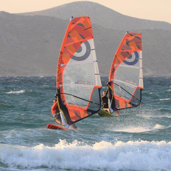 Windsurfing Marmari